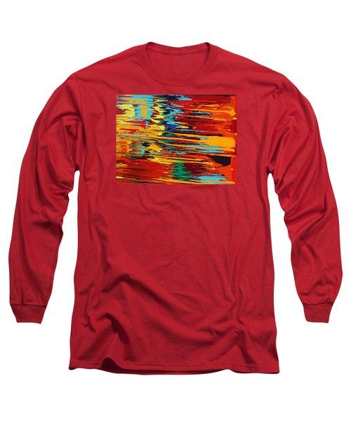 Zap Long Sleeve T-Shirt by Ralph White