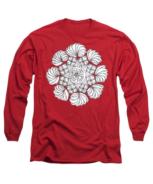 Zendala Joker's Wild Long Sleeve T-Shirt