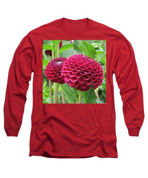 Zinnia Duet Long Sleeve T-Shirt