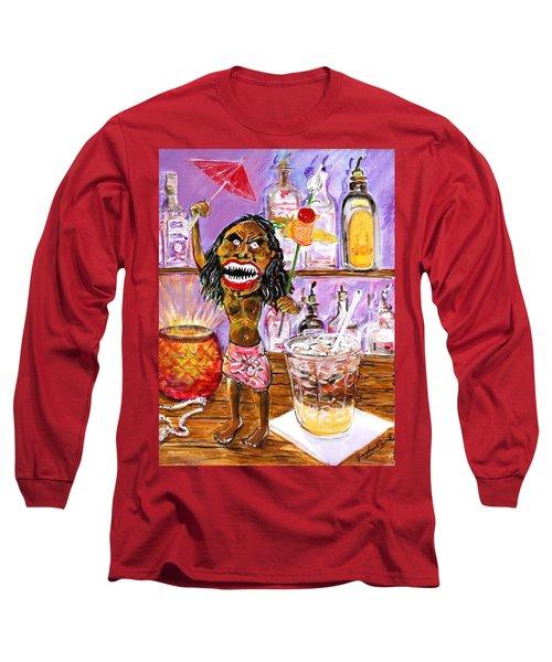 Zuni Mai Tai Long Sleeve T-Shirt