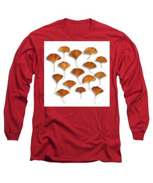 Gingkos Fall Long Sleeve T-Shirt