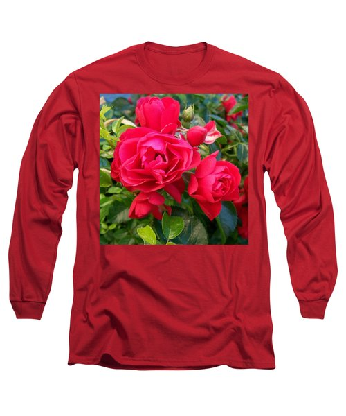 Rose Is A Rose  Long Sleeve T-Shirt