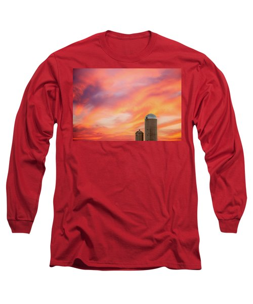 Rural Skies Long Sleeve T-Shirt