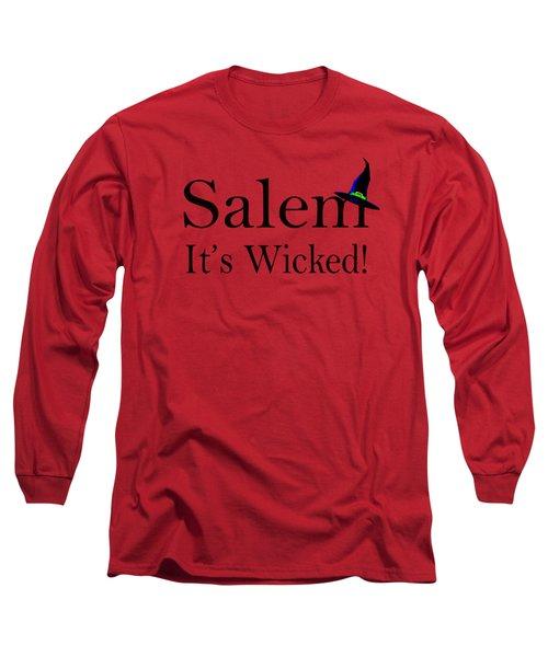 Salem It's Wicked Fun Long Sleeve T-Shirt