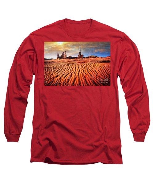 Totem Dunes Long Sleeve T-Shirt