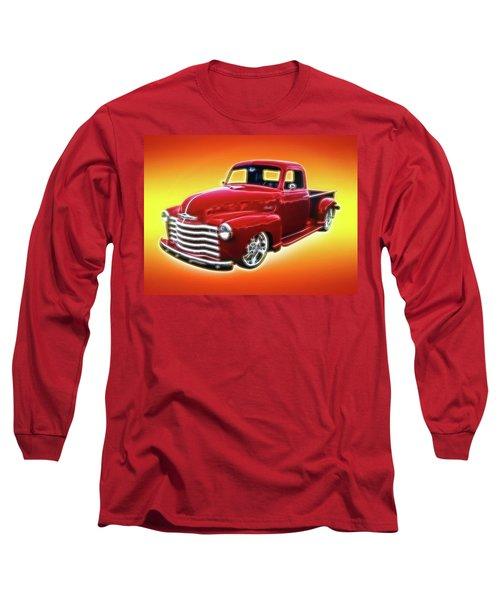 19948 Chevy Truck Long Sleeve T-Shirt