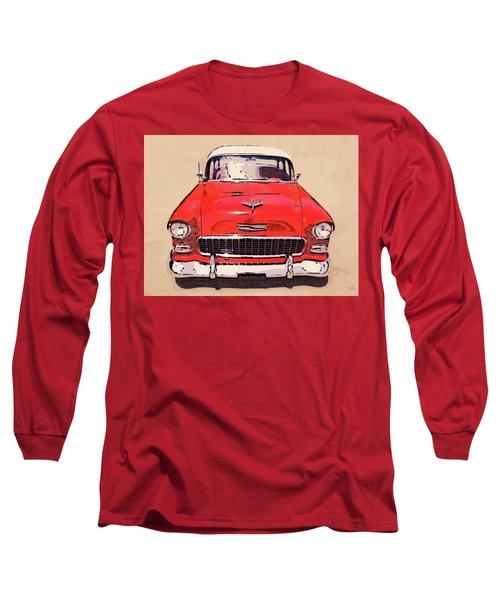 2 Tone 55 Long Sleeve T-Shirt