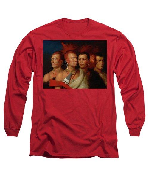 super popular 158bd 06c77 The Washington Redskins Long Sleeve T-Shirts | Fine Art America