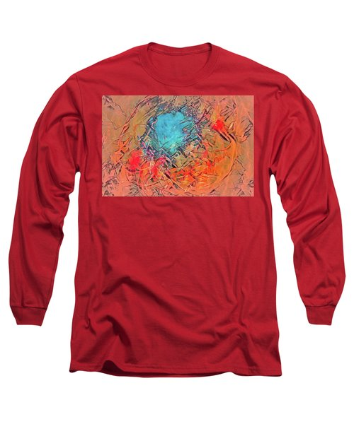 Abstract 49 Long Sleeve T-Shirt