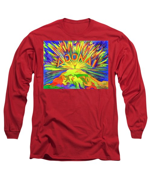 Adonai Long Sleeve T-Shirt