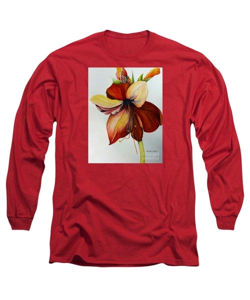 Amerylis/amaryllis  Long Sleeve T-Shirt