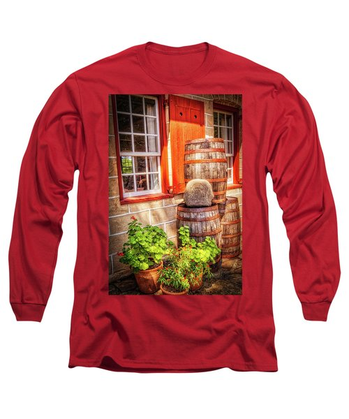 An Abundance Of Sweetness Long Sleeve T-Shirt