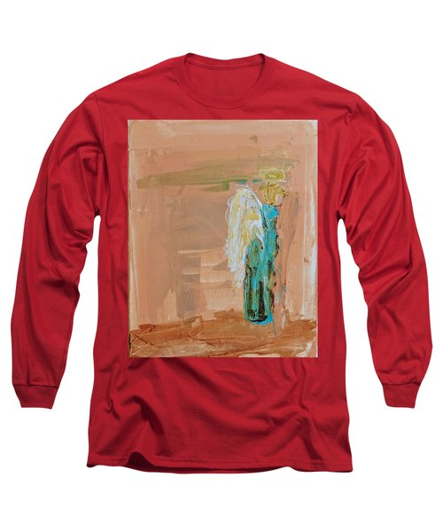 Angel Boy In Time Out  Long Sleeve T-Shirt