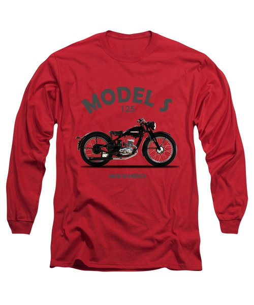 Harley-davidson Model S Long Sleeve T-Shirt