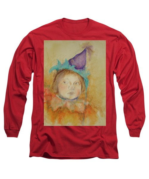 At The Party Long Sleeve T-Shirt
