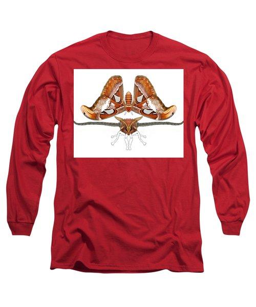 Atlas Moth4 Long Sleeve T-Shirt