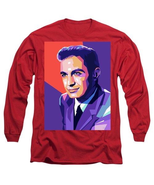 Ben Gazarra Pop Art Long Sleeve T-Shirt