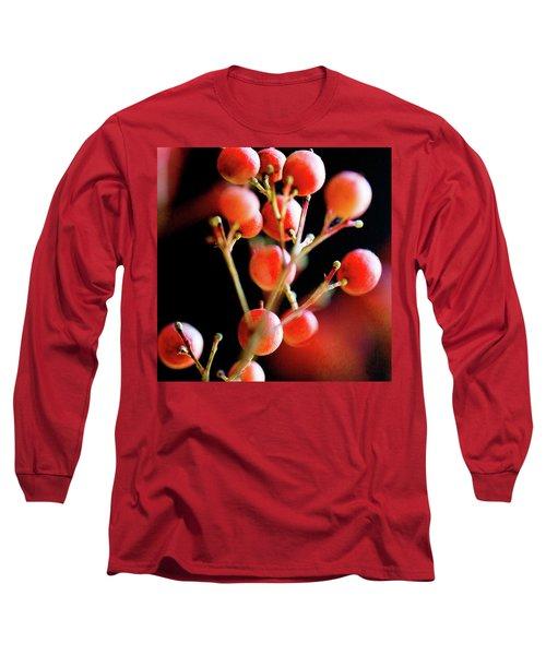 Brazilian Pepper 0423 Long Sleeve T-Shirt