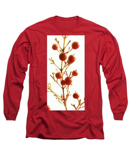 Brazilian Pepper 0482 Long Sleeve T-Shirt