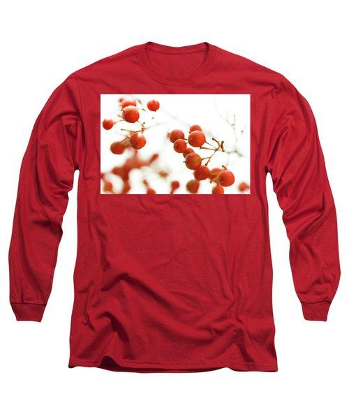 Brazilian Pepper 0493 Long Sleeve T-Shirt