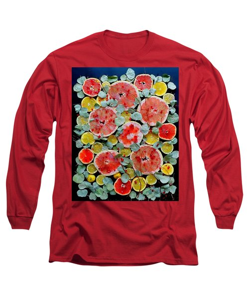 Brighter Days Citrus Long Sleeve T-Shirt