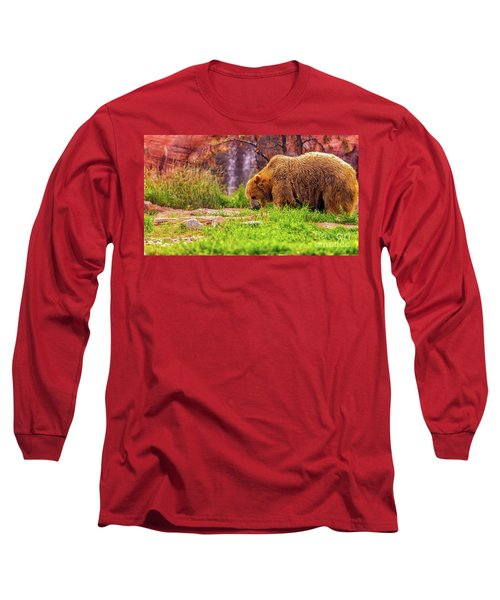 Brisk Walk Long Sleeve T-Shirt