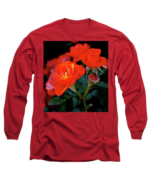 Catch The Morning Long Sleeve T-Shirt