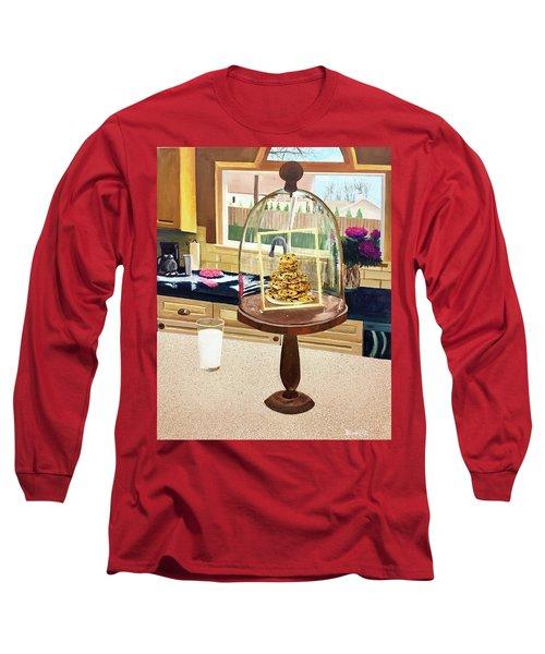 Ce Ne Sont Pas Du Lait Et Des Biscuits Long Sleeve T-Shirt