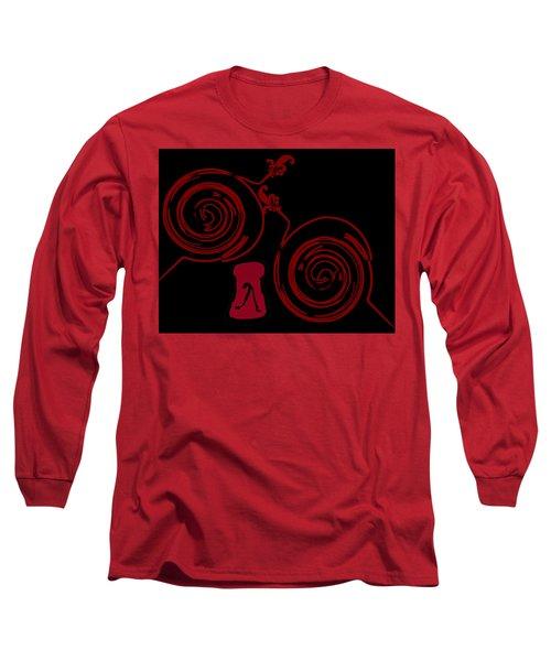 Chancla Long Sleeve T-Shirt