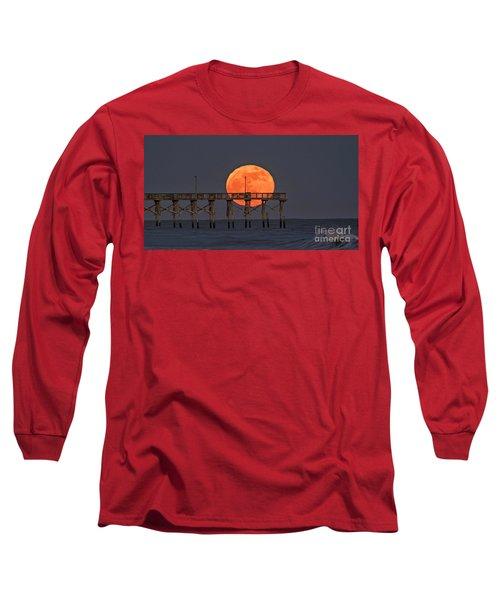 Cheddar Moon Long Sleeve T-Shirt