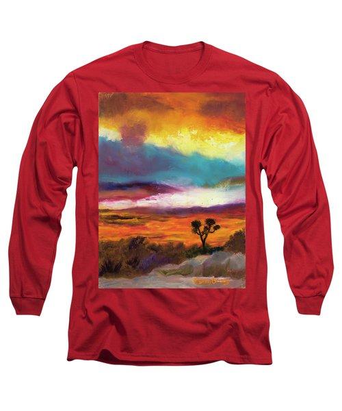 Cindy Beuoy - Arizona Sunset Long Sleeve T-Shirt