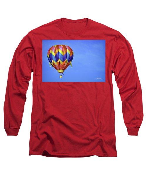 Clear Sailing Long Sleeve T-Shirt