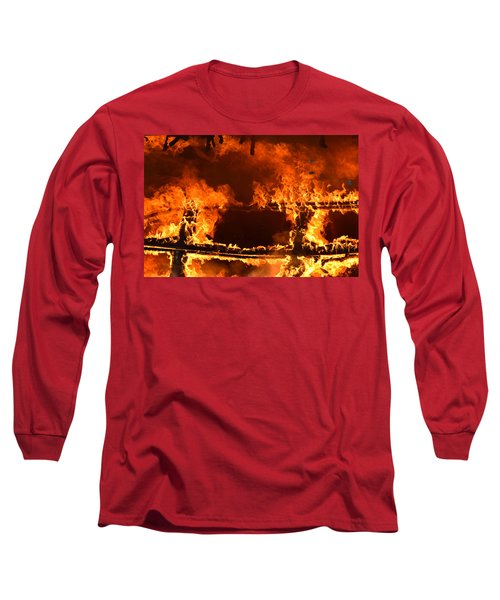 Consumed Long Sleeve T-Shirt