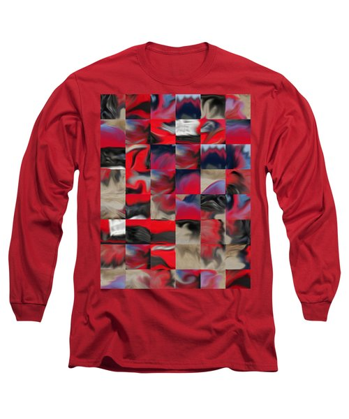 Coupe Rouge Long Sleeve T-Shirt
