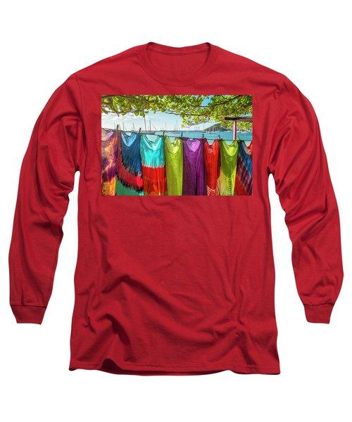 Coverup Long Sleeve T-Shirt
