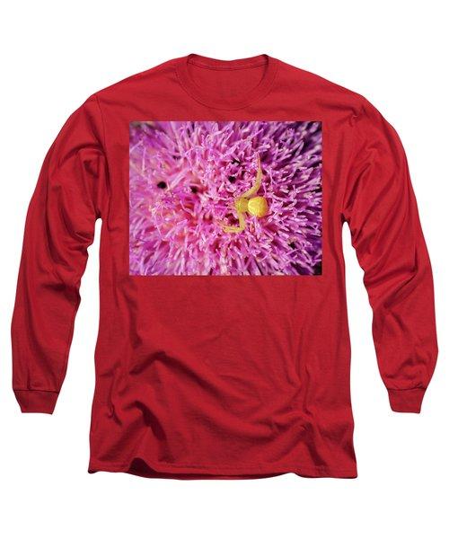 Crab Spider Long Sleeve T-Shirt