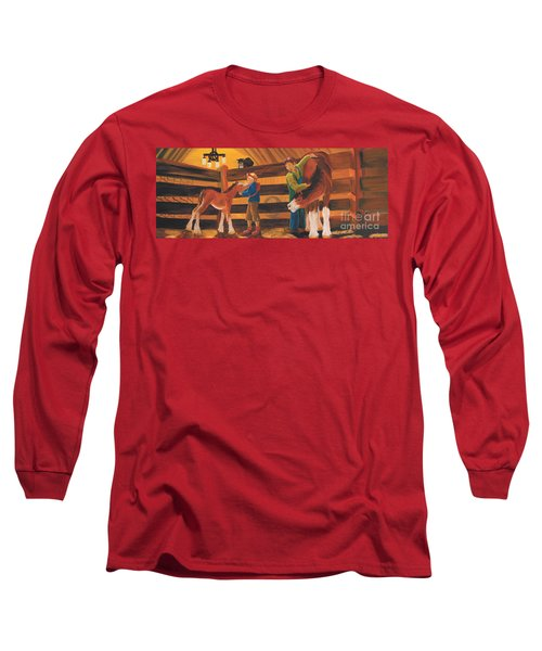 Cricket And Ginger Long Sleeve T-Shirt