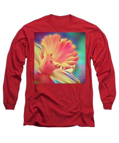 Daffy Daffodil 1 Long Sleeve T-Shirt
