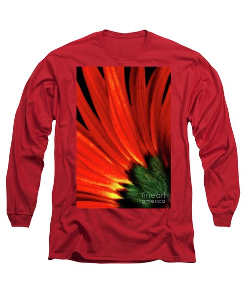 Daisy Aflame Long Sleeve T-Shirt