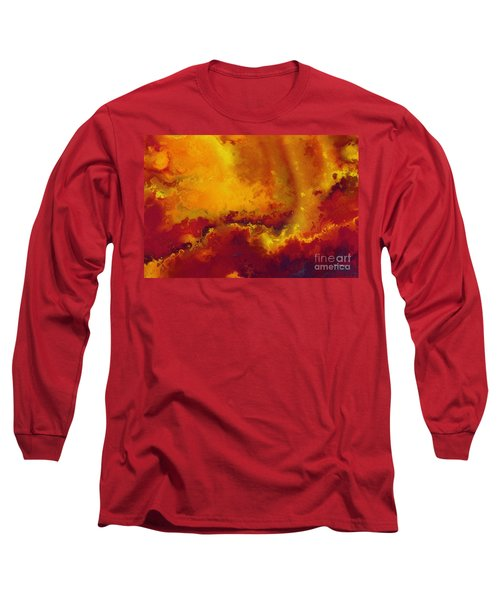 Daniel 6 27. He Delivers And Rescues Long Sleeve T-Shirt