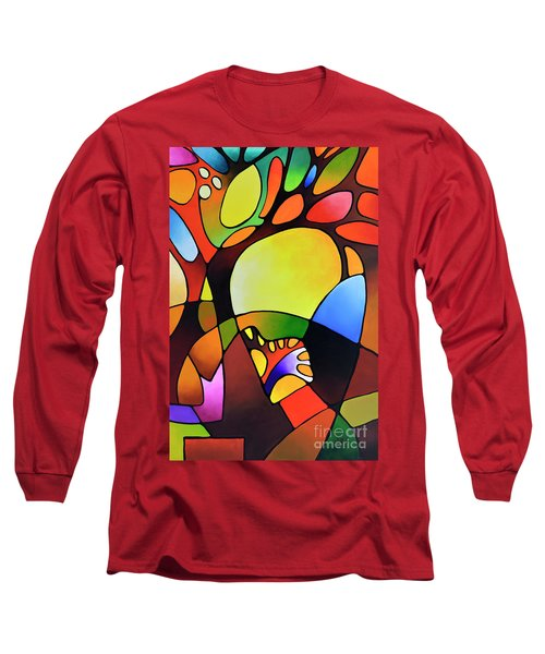 Daydream Canvas Three Long Sleeve T-Shirt