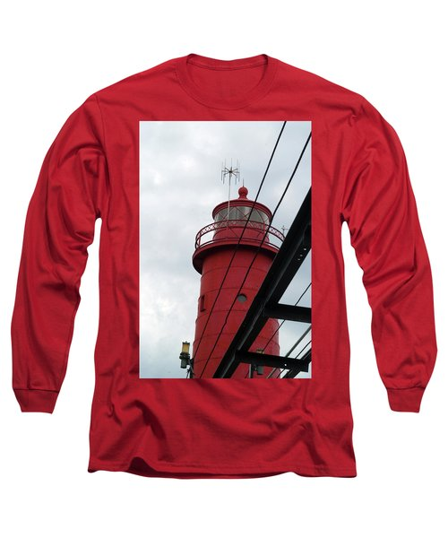 Dressed In Red Long Sleeve T-Shirt