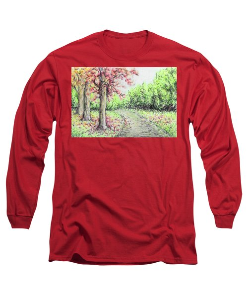 Early Autumn Long Sleeve T-Shirt