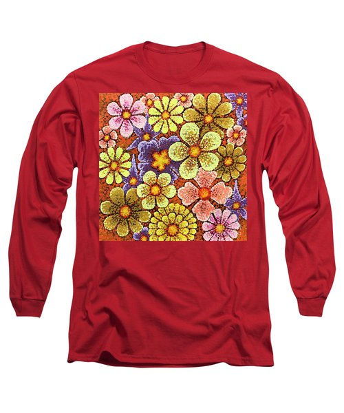 Efflorescent 6 Long Sleeve T-Shirt