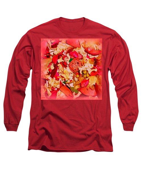 Elixir De L'amour  -  Potpourri Long Sleeve T-Shirt
