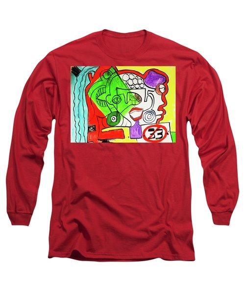 Emotions Long Sleeve T-Shirt