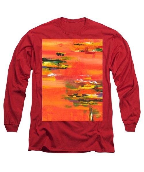 Exploring Evening Long Sleeve T-Shirt