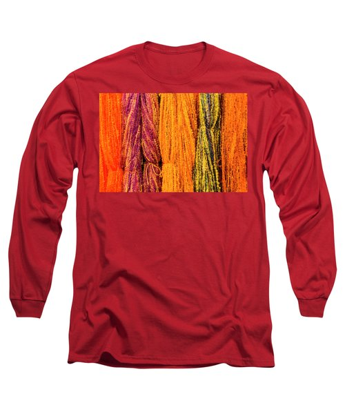 Fall Fibers 2 Long Sleeve T-Shirt