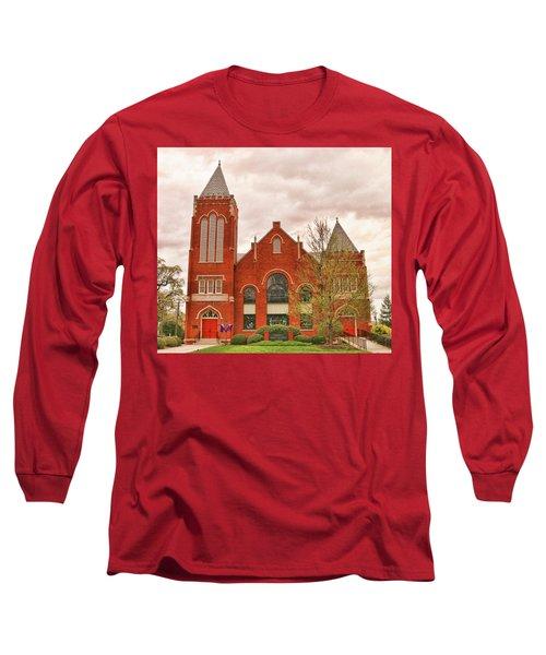 Farmville United Methodist Church Farmville Virginia Long Sleeve T-Shirt