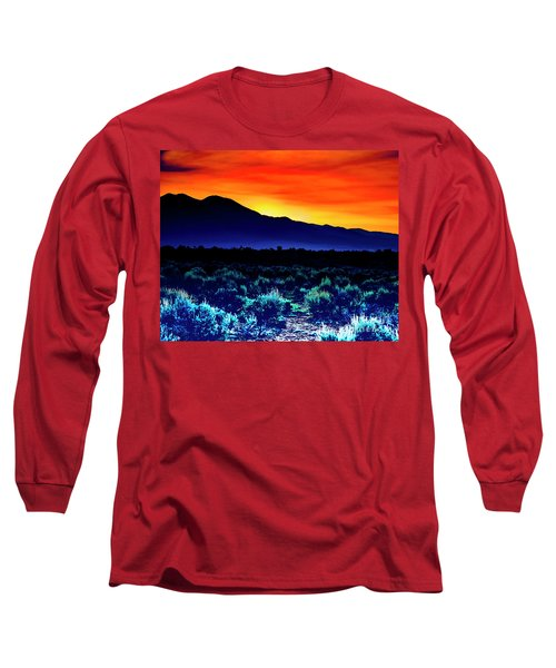 First Light V Long Sleeve T-Shirt